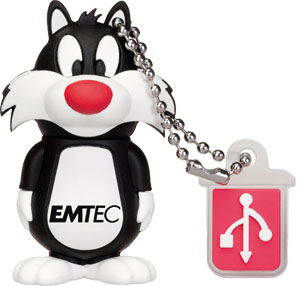 EMTEC Looney Tunes Gros Minet