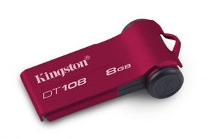 Kingston Data Traveler 108