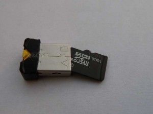 PNY Attache Evolutive carte micro SD