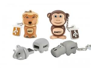 EMTEC Gamme Safari