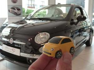 EMTEC - Fiat 500