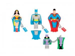 EMTEC - Gamme Super Heros
